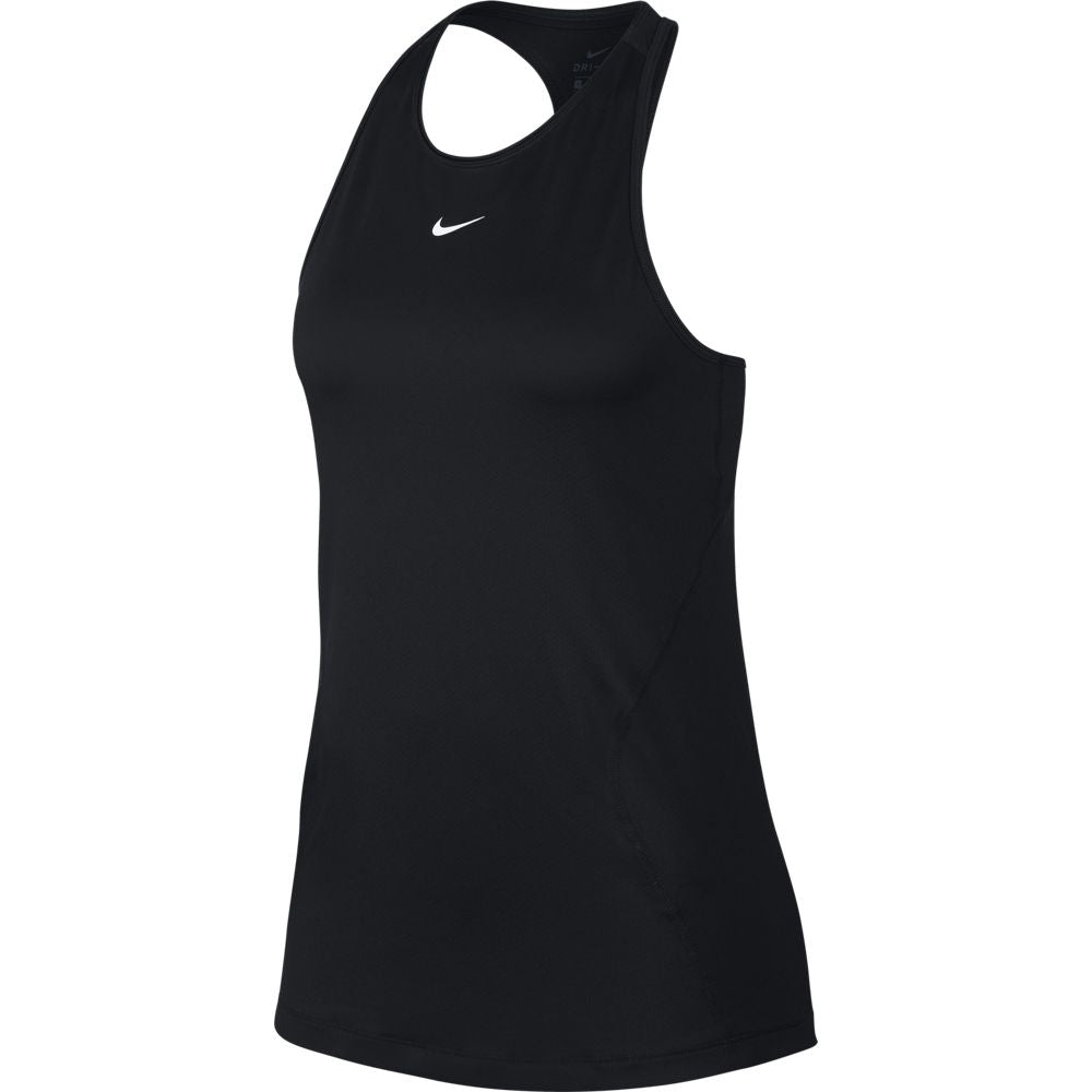 Nike Women's All Over Mesh Tank Black SU19 010