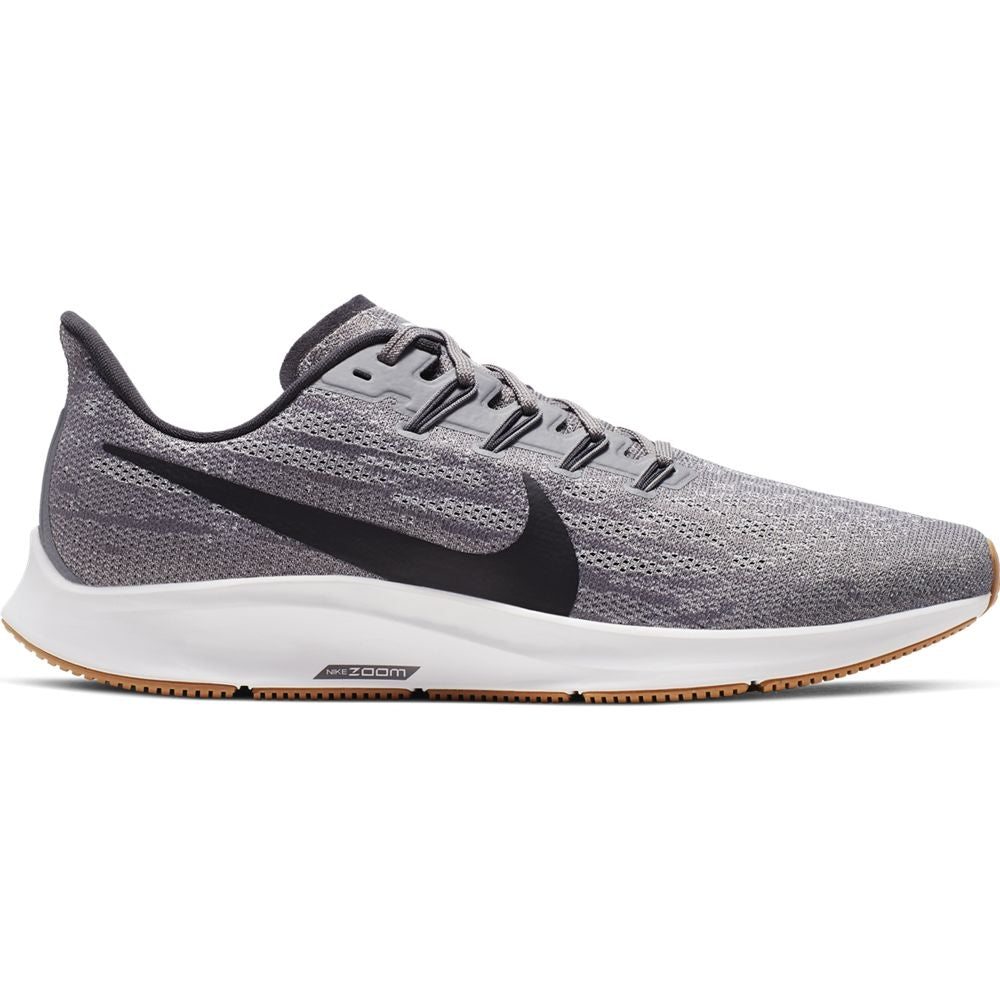Nike Women's Air Zoom Pegasus 36 Running Shoes Gunsmoke / Oil Grey / White