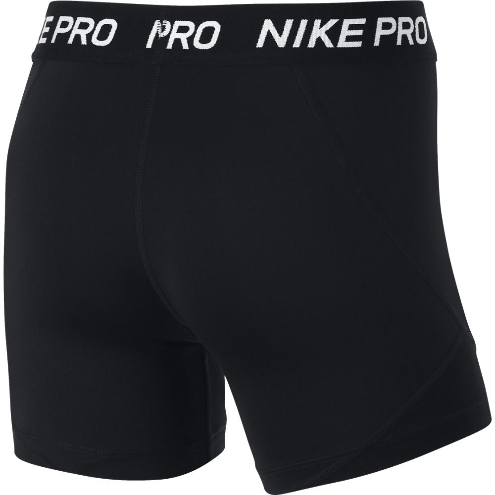 Nike Girls Pro Boys Short Black - achilles heel