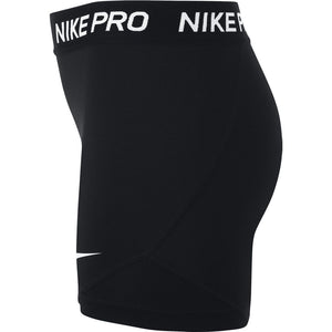 Nike Girls Pro Boys Short Black SU19 010