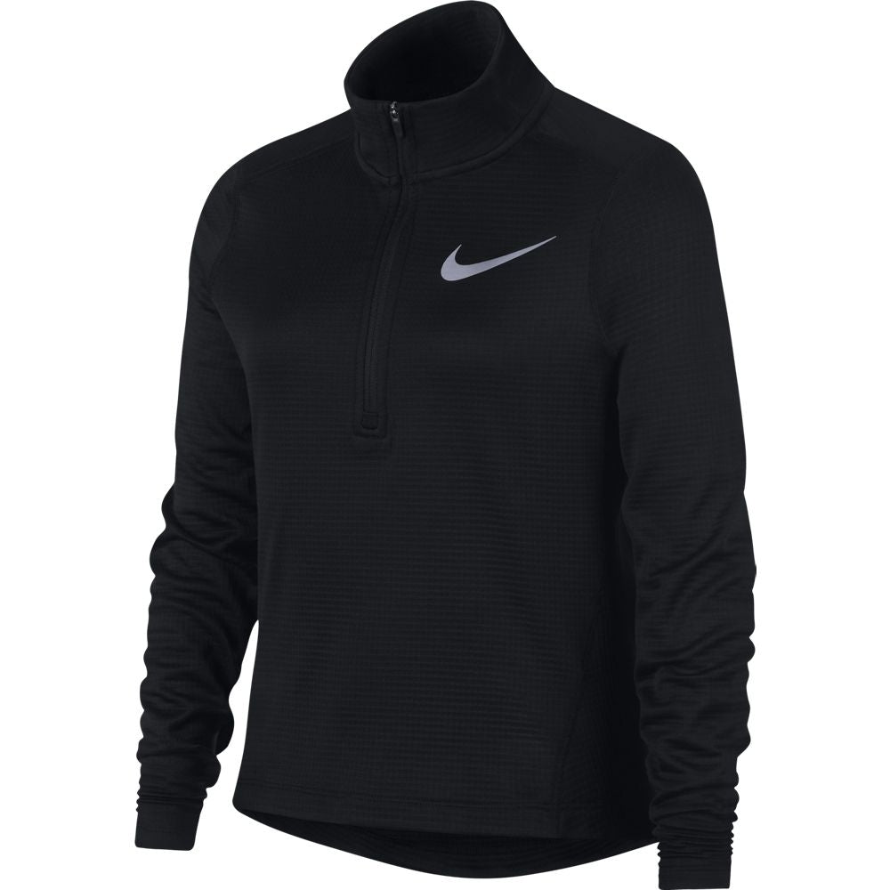 Nike Girls Run Top Black - achilles heel