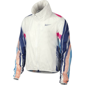 Nike Women's Impossibly Light Running Jacket Summit White SS19 121