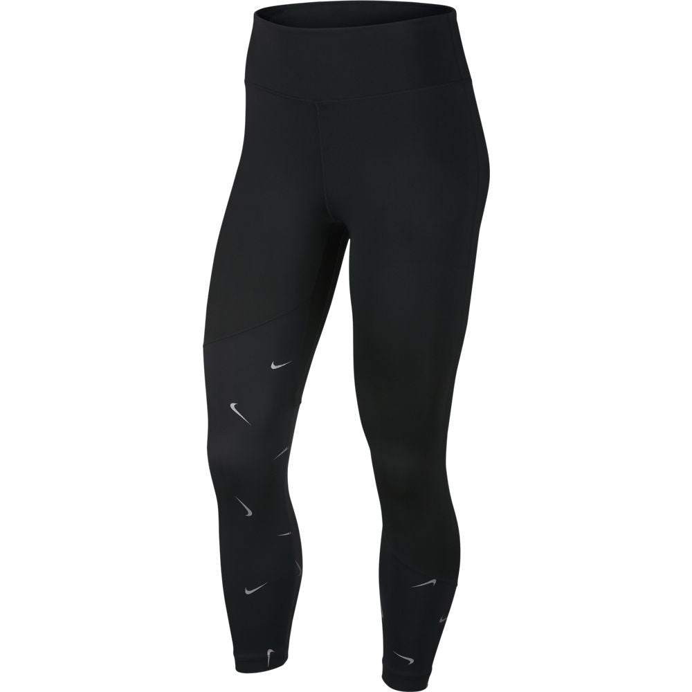Nike Women's One Crop Tight Black