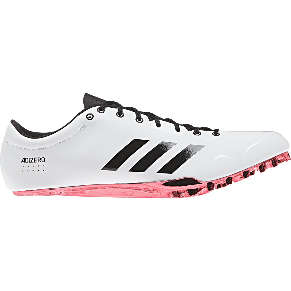 adidas Adizero Prime SP Running Spikes White / Black /  Red