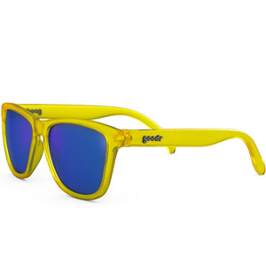 Goodr Swedish Meatball Hangover Running Sunglasses - achilles heel