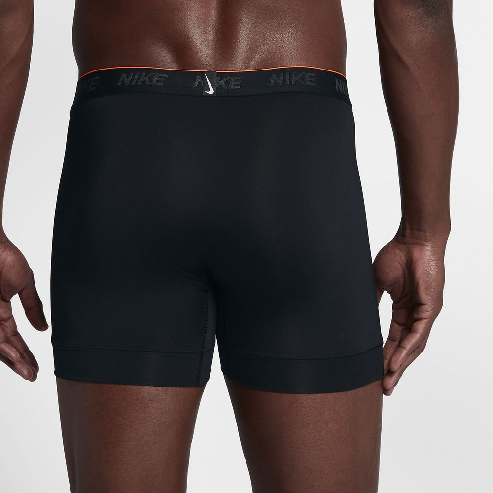 Nike Men's Boxer Briefs Black (2 Pack) - achilles heel