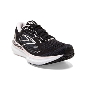 Brooks Women's Glycerin GTS 19 Running Shoes Black / Ombre / Primrose - achilles heel