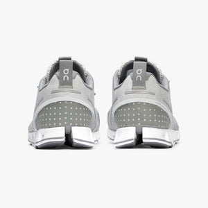 On Men's Cloud Terry Running Shoes Silver - achilles heel