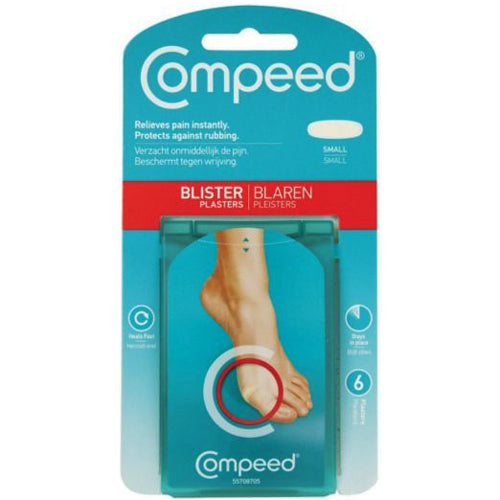 Compeed Blister Plasters - Small - achilles heel