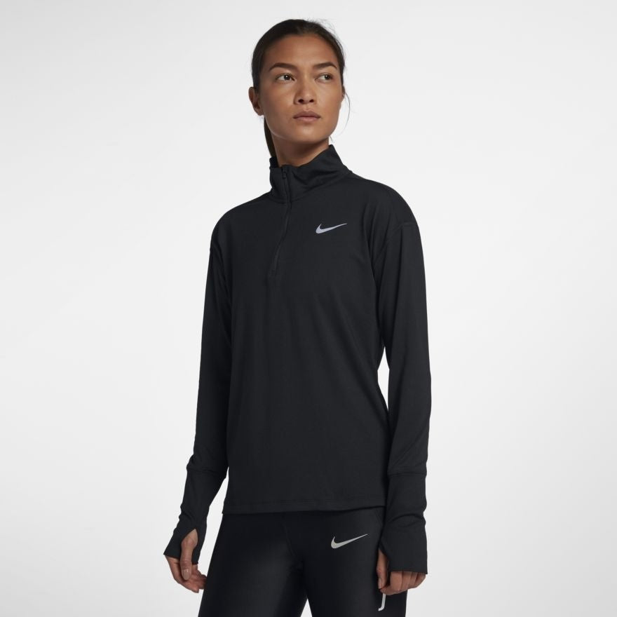 Nike Women's Dry Element Top Black SP19 010