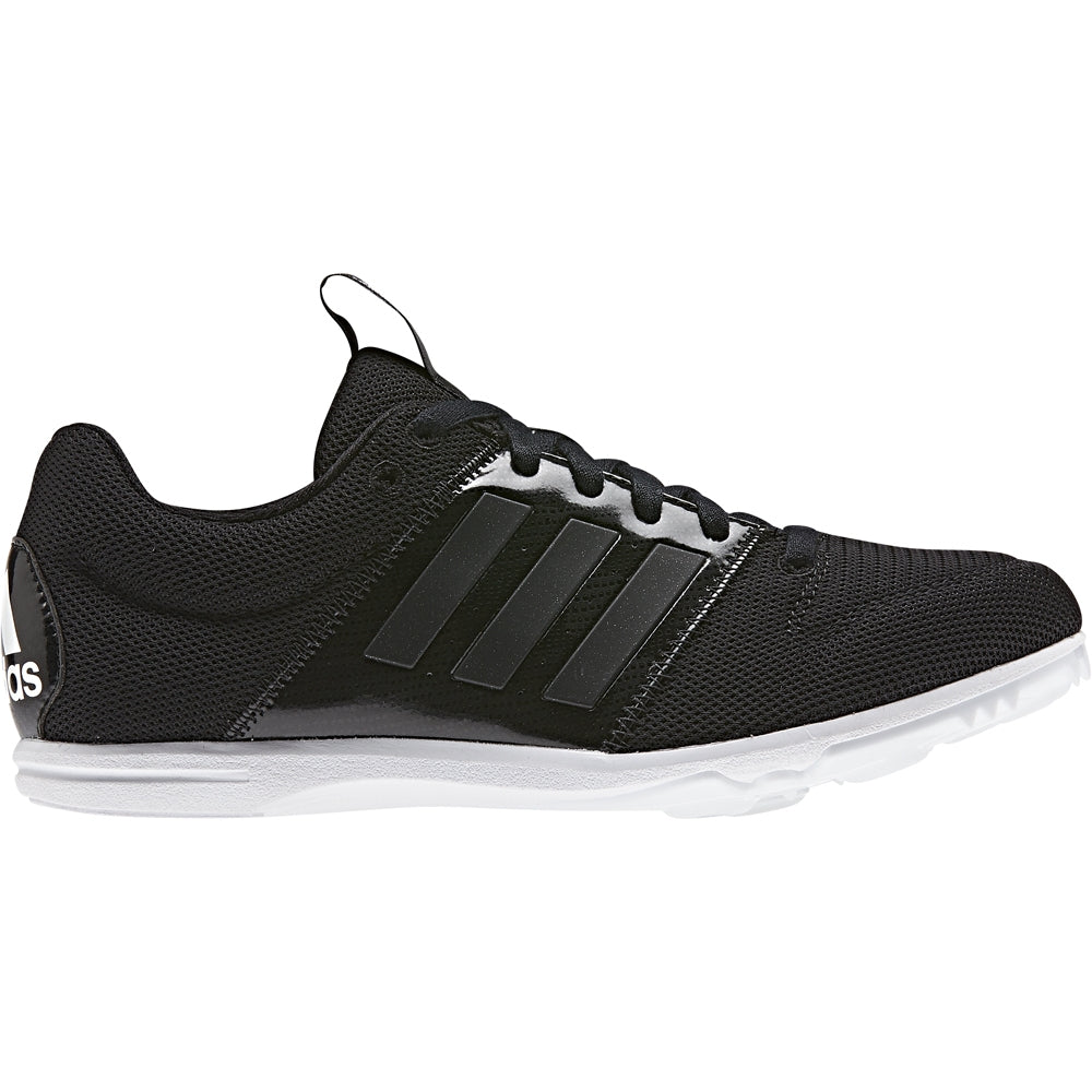 adidas Allroundstar J Kids Running Spikes Black & White SS19