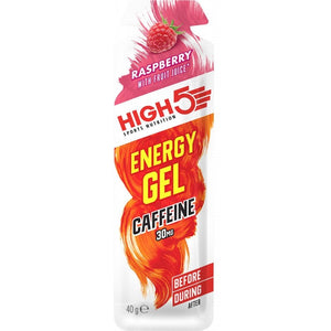 High5 Energy Gel Plus (Caffeine) 40g - achilles heel
