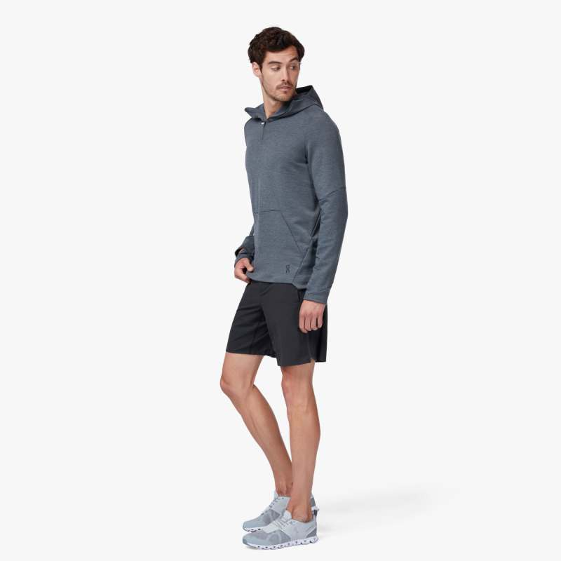 On Men's Hoodie Shadow - achilles heel