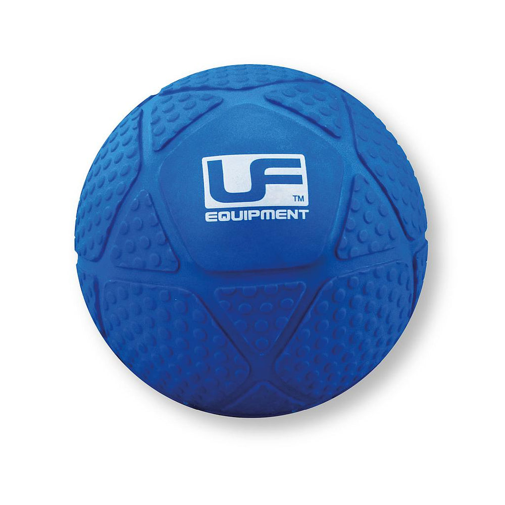 Urban Fitness Massage Ball - 12cm Blue - achilles heel