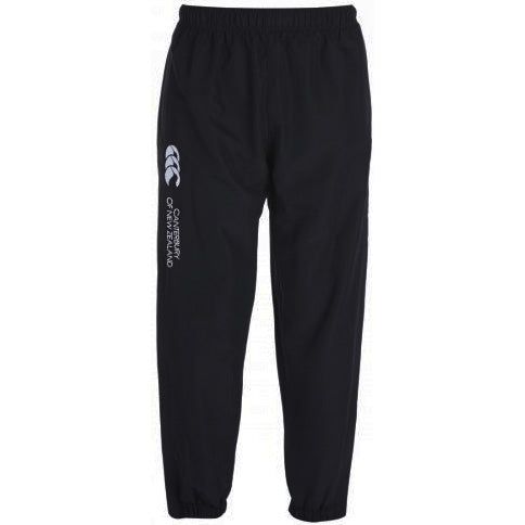 Canterbury Kids Closed Hem Stadium Pant Kids Black - achilles heel