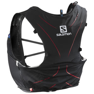 Salomon Advanced Skin 5 Set Black - achilles heel