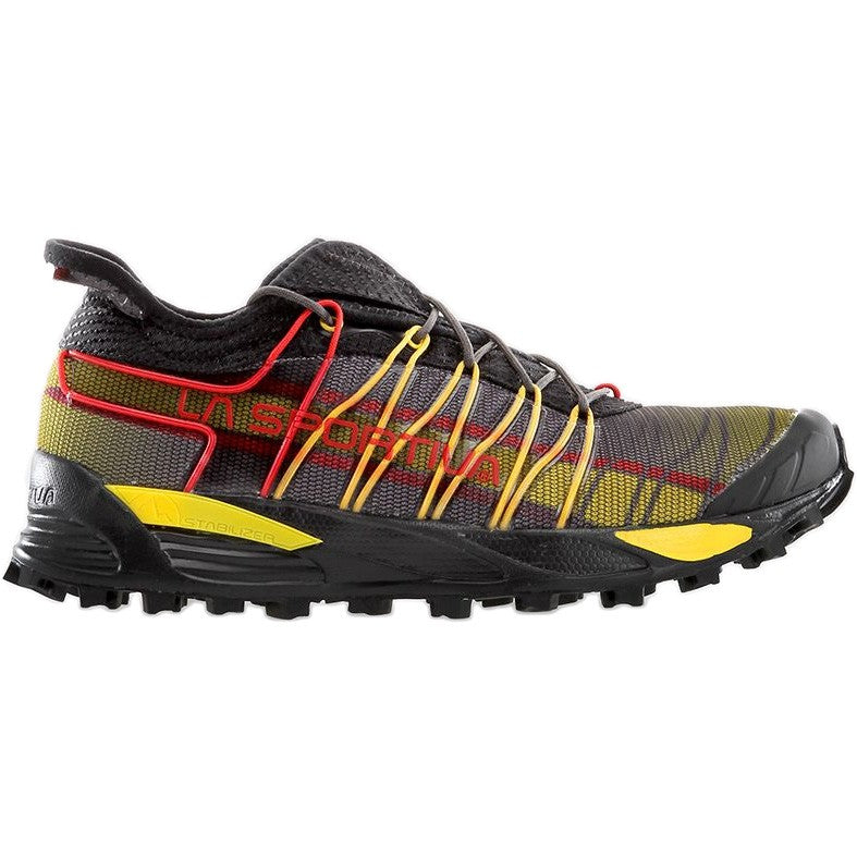 La Sportiva Men's Mutant Fell Running Shoes Black & Yellow