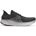 New Balance Men's 1080v10 Running Shoes Black / Steel - achilles heel