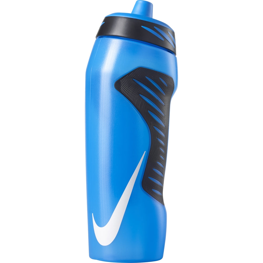 Nike Hyperfuel Water Bottle Photo Blue 24oz - achilles heel
