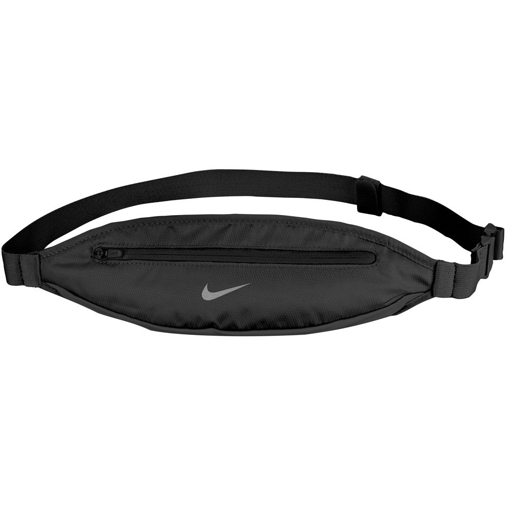 Nike Small Capacity Waistpack 2.0 Black & Silver - achilles heel