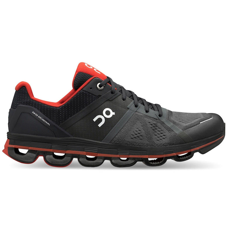 On Men's Cloudace Running Shoes Shadow & Rust