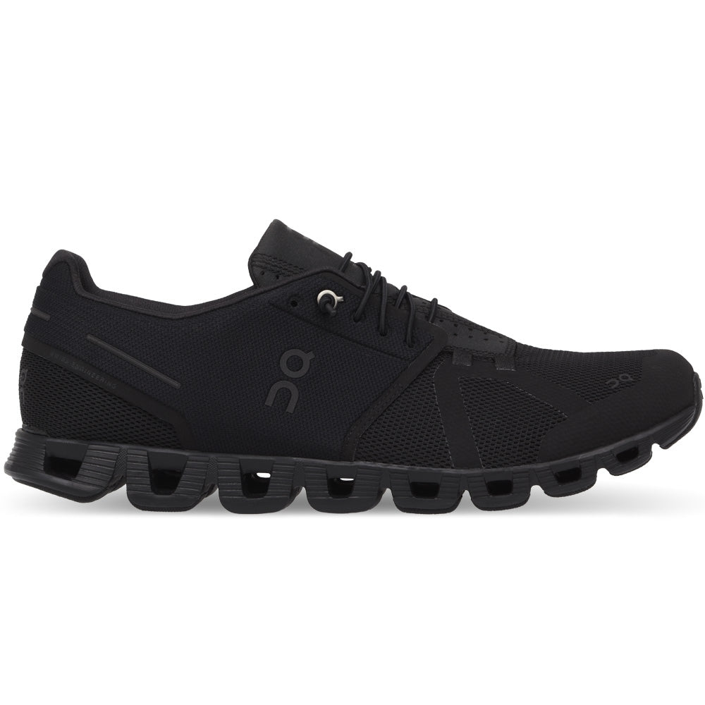 On Men's Cloud Running Shoes Black