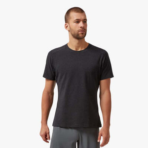 On Men's T Black - achilles heel