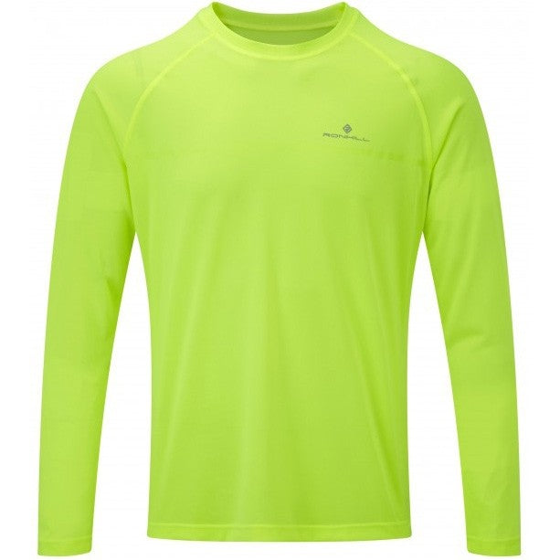 Ronhill Men's Everyday Top Fluo Yellow