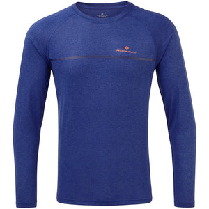 Ronhill Men's Everyday Top Deep Sea / Marl - achilles heel
