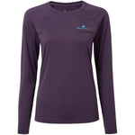 Ronhill Women's Everyday Top Blackberry / Marl