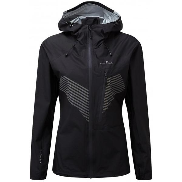 Ronhill Women's Infinity Nightfall Jacket Black / Reflect - achilles heel