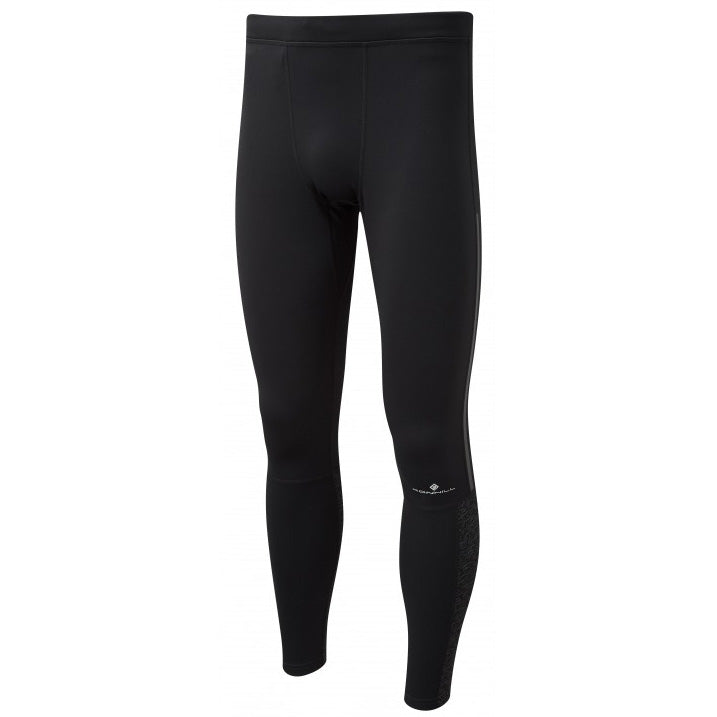 Ronhill Men's Momentum Afterlight Tight Black - achilles heel
