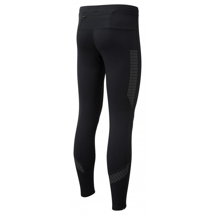 Ronhill Men's Infinity Nightfall Tight Black & Reflect AW18