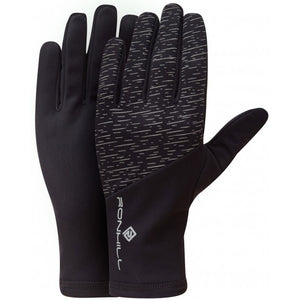 Ronhill Afterlight Glove Black & Reflect AW18