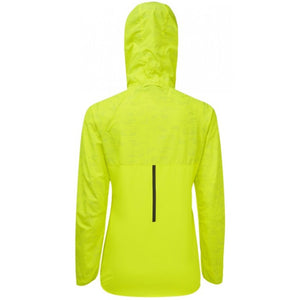 Ronhill Women's Momentum Afterlight Jacket Fluo Yellow - achilles heel