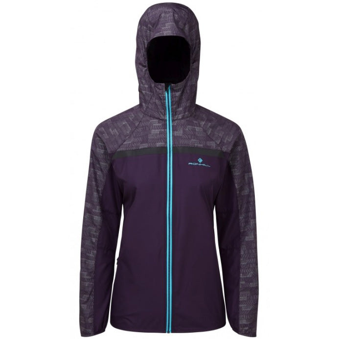 Ronhill Women's Momentum Afterlight Jacket Blackberry