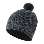 Ronhill Bobble Hat Black / Charcoal