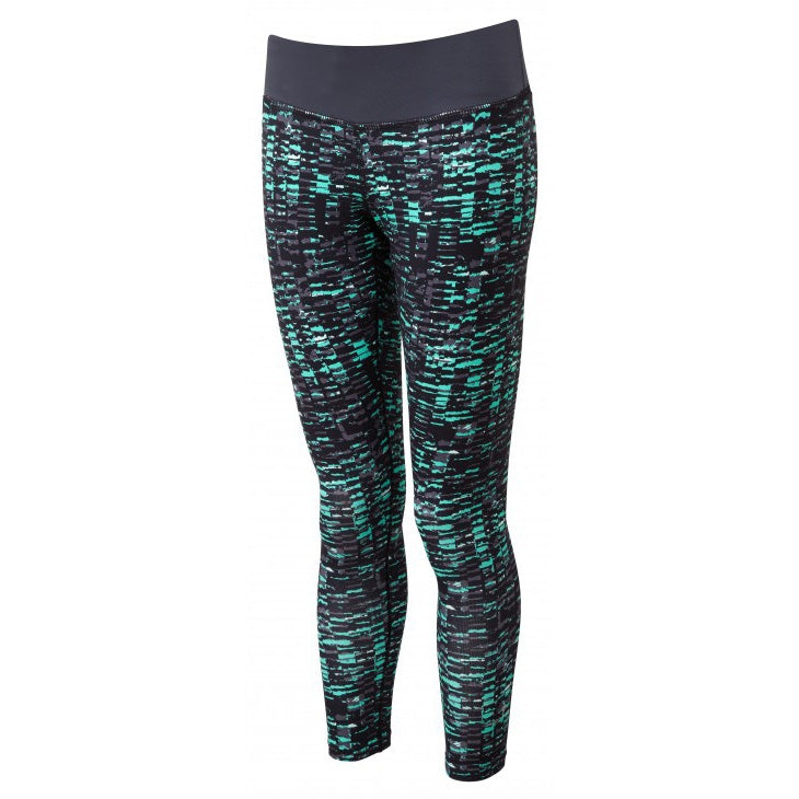 Ronhill Women's Momentum Tight Jade Sponge-Art