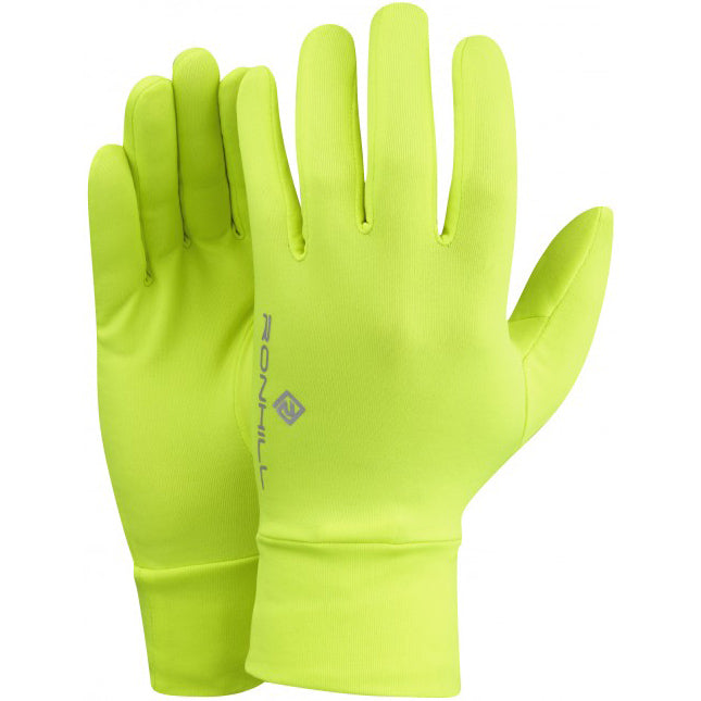Ronhill Classic Gloves Fluo / Yellow