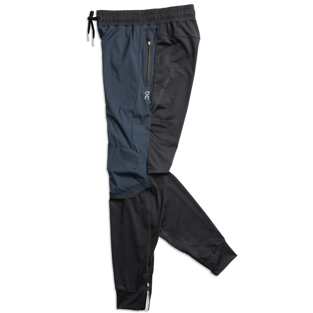 On Men's Running Pant Navy / Black - achilles heel