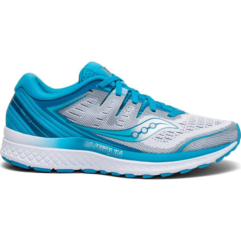Saucony Women's Guide ISO 2 Running Shoes Blue SS19