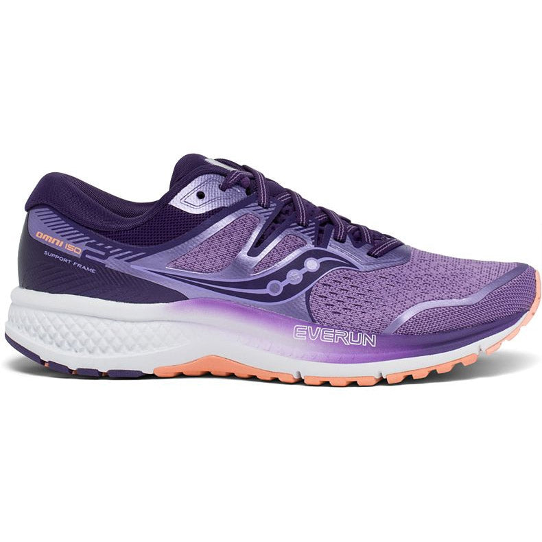 Saucony Women's Omni ISO 2 Running Shoes AW19