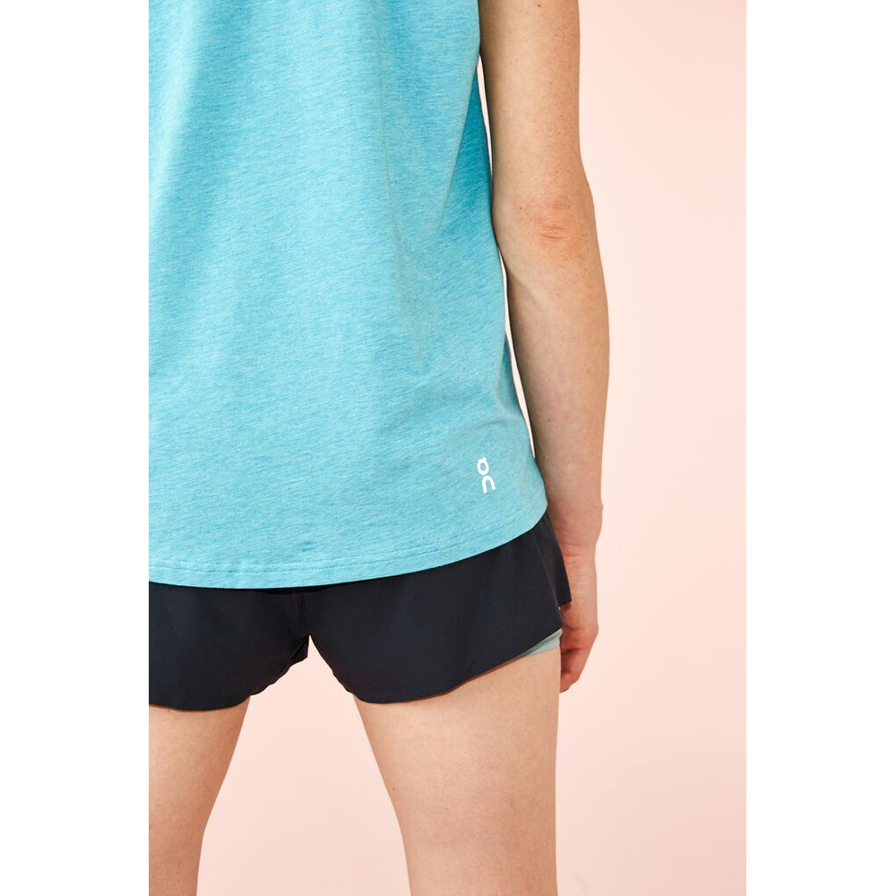 On Women's Comfort Tee Spa - achilles heel