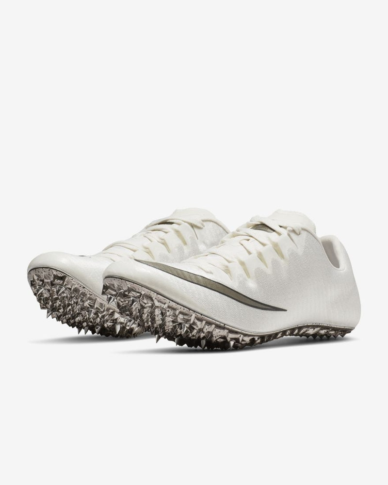 Nike Superfly Elite Running Spikes Phantom / Metallic Pewter / Oil Grey - achilles heel