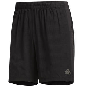 Adidas Men's Supernova Saturday 5 Inch Shorts Black - achilles heel