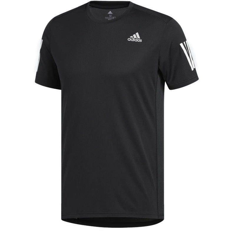 adidas Men's Own The Run Tee Black