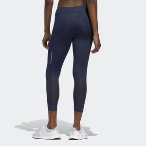 adidas Women's Own The Run Tight Ink - achilles heel