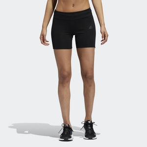 adidas Women's Own The Run Short Tight Black