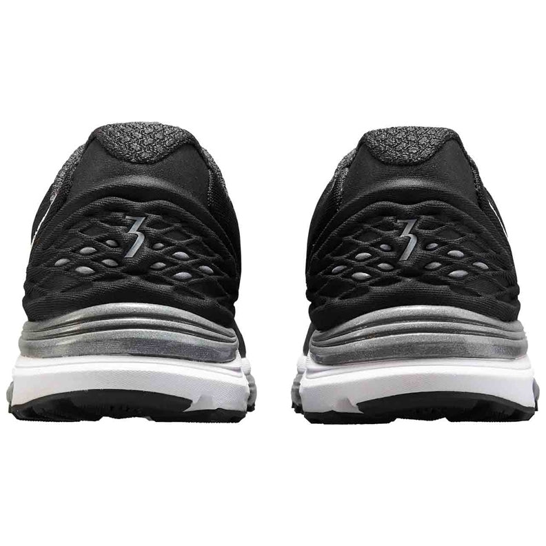 361 Degrees Men's Spire 3 Running Shoes Ebony / Black - achilles heel