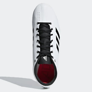 adidas Adizero Prime SP Running Spikes White, Black & Red SS19